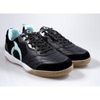 Sepatu futsal Ortuseight original Jogosala Rampage black mint new 2020