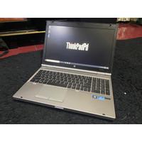 Laptop Hp elitebook 8570p core i7 Ram 8gb Radeon Murah