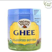 ORGANIC VALLEY GHEE CLARIFIED BUTTER 368 GR