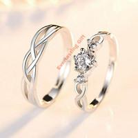 Cincin Couple Perak / Cincin Nikah / Cincin Tunangan JAMINAN KUALITAS