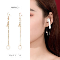 Anting Airpods Anti Hilang Star Style Anti Lost Holder Earrings Clip