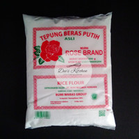 Tepung beras rosebrand 500gr