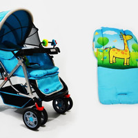 Kereta Dorong Bayi Stroller Labeille Classic A-019 T