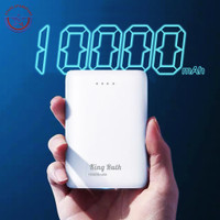 Mini Portable Power Bank 10000mAh 37Wh 2A Quick Charge Pesawat K999