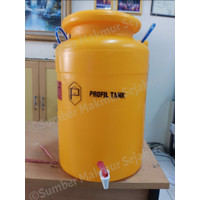 Tangki Air 35 Liter / Jerigen Cuci Tangan Profil