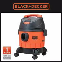 Black + Decker Vacuum Cleaner Wet & Dry 10L BDWD10-B1 Black&Decker