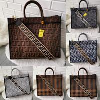 Totebag Fendi import Super premium Quality tote bag wanita branded