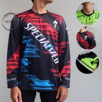 Jersey Sepeda Stretch Garment - Specialized, L