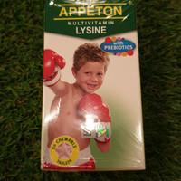 appeton lysine multivitamin.