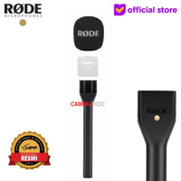 RODE INTERVIEW GO HANDHELD MIC Adapter for Wireless GO