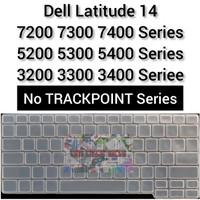 Keyboard Protector Dell Latitude 3200 3300 5300 5400 7300 7400 Series