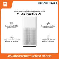 Xiaomi Official Mi Air Purifier 2H Pembersih Udara Ruang Rumah