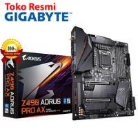 Gigabyte Motherboard Intel® Z490 AORUS PRO AX