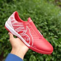 Sepatu Futsal Ortuseight Catalyst Chypher - Merah Putih, 39