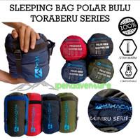 sleeping bag polar bulu makadam toraberu series