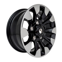 Velg mobil SAWTOOTH Diamond Cut 18 x 8.0 ET10 for Land Rover Defender