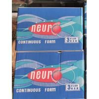 Continous Form K3 91/2 x 11 3 Ply ( K3 ) NCR / Kertas Komputer