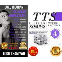 Buku TTS Pilihan Kompas Jilid 4 Teka Teki Silang Kuis Quiz Hiburan