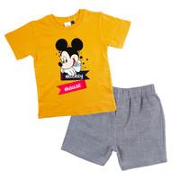 KIDS ICON - Set Anak Laki-Laki Mickey Mouse 03-36 Bln - MB8K0100200