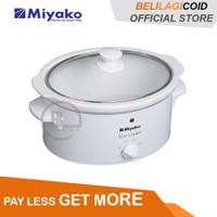 Miyako Slow Cooker SC400 / Pemasak Lambat SC 400 - White - [4L]