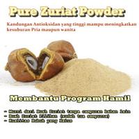 Pure Zuriat Powder 500 Gr Bubuk Buah Zuriat Asli Serbuk Zuriat - 500 gram