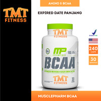MP BCAA 3:1:2 isi 240 Capsules Muscle Pharm 240 Caps MusclePharm