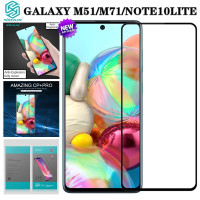 Tempered Glass Samsung Galaxy A71 M51 Anti Gores Kaca M51 Full Cover
