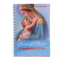 Buku Doa Sembah Bakti 45 Novena dan Orasi Suci Buku Agama Katolik