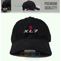 Topi Baseball SUZUKI XL 7 Cap Raffel Cakop Besi Caps Hat Premium