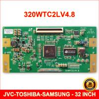 Tcon Tv Samsung LA32S81B 32S81BA - 320WTC2LV4.8 - T con Tv Led 32 inch