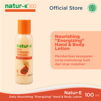 Natur-E 300 IU Energizing Hand Body Lotion 100 ml