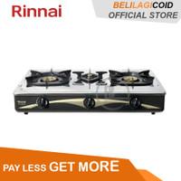 Rinnai Kompor Gas 3 Tungku RI 603E / 603E