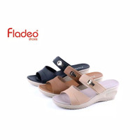 Fladeo I20/LDJ289-1KR/Sandal For Ladies [ Wedges Style ]