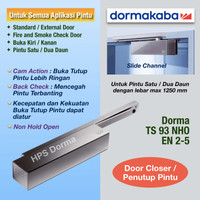 Door Closer Dorma TS 93 NHO (EN 2-5)