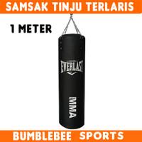 Samsak Tinju Muay Thai KMB100 Sansak Rantai 1Meter Beladiri MMA Boxing
