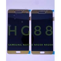 LCD SAMSUNG NOTE 5 N9208 N920H FULLSET TOUCHSCREEN AMOLED ORI OEM