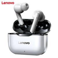 Lenovo Headset Earphone Bluetooth Wireless Earbuds TWS LivePods LP1