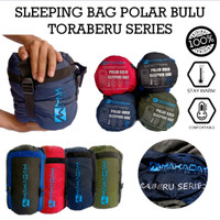 sb sleeping bag polar bulu makadam toraberu series