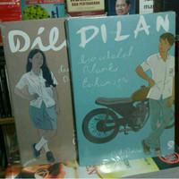 PAKET 2 NOVEL PIDI BAIQ DILAN 1 & 2