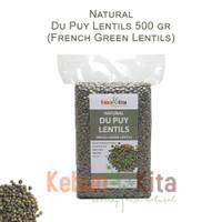 Du Puy Lentils - French Green Lentils - Lentil Hijau 500gr