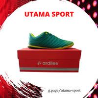 Sepatu Futsal Ardiles CUMCURUM Tosca Biru Merah Terbaru - Tosca