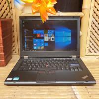 Laptop Lenovo Thinkpad T420 Intel Core i5 RAM 4 GB HDD 500 GB Mulus