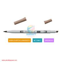 TOMBOW ABT PRO P992 Sand Brush Pen Alcohol-Based Marker