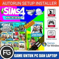 The Sims 4 - v1.41 + All DLCs & Add-Ons - GAME PC