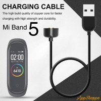 Xiaomi Mi Band 5 USB Charger Replacement Cable Charger QC APPROVED