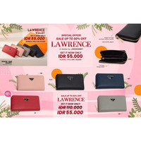 DOMPET LAWRENCE JIMS HONEY