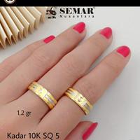 cincin wanita reina Semar Nusantara