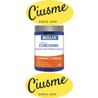 Bioglan Clinical Curcumin - 60 Tablet Turmeric 15,800mg