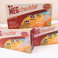 MEG Merah Keju Cheddar Cheese Serbaguna 170gr Premium Extra Creamy