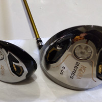 Honma S-05 3 stars wood set driver and fairway second Original